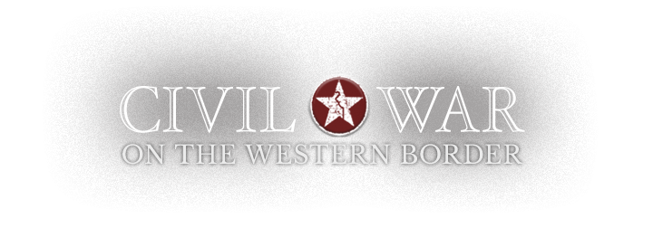 Civil War on the Western Border: The Missouri-Kansas Conflict, 1854-1865 logo