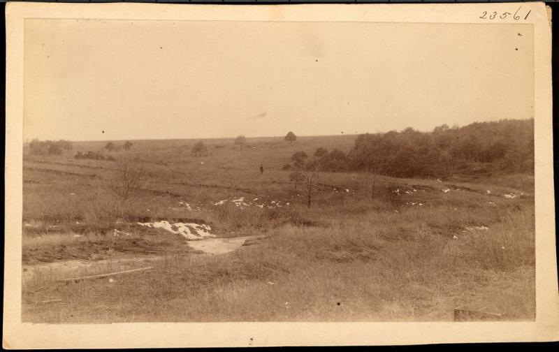 Black Jack Battlefield. Image courtesy of Kansas Historical Society.