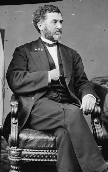Charles D. Drake. Photograph courtesy of the Library of Congress.