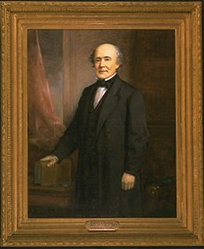 Governor Robert J. Walker. Courtesy of the U.S. Department of the Treasury.