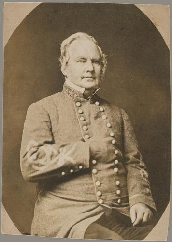 General Price, photographed by Daniel T. Cowell. Courtesy of the Smithsonian Institution.