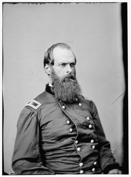 John W. Geary. Courtesy of the Library of Congress.