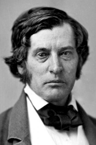 Daguerreotype portrait of Charles Sumner. Courtesy of the Boston Public Library.