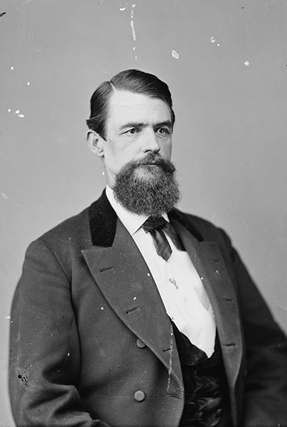 General John Bullock Clark Jr. Courtesy of the Library of Congress.