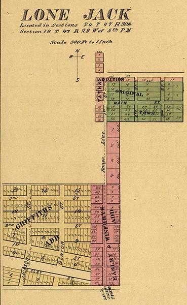 Lone Jack, Missouri   Civil War on the Western Border: The