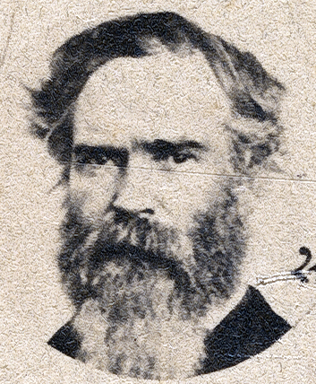 Samuel D. Lecompte. Courtesy of the Kansas Historical Society.