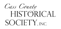 Cass County Historical Society Logo