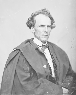 James H. Lane. Image courtesy of the Library of Congress.