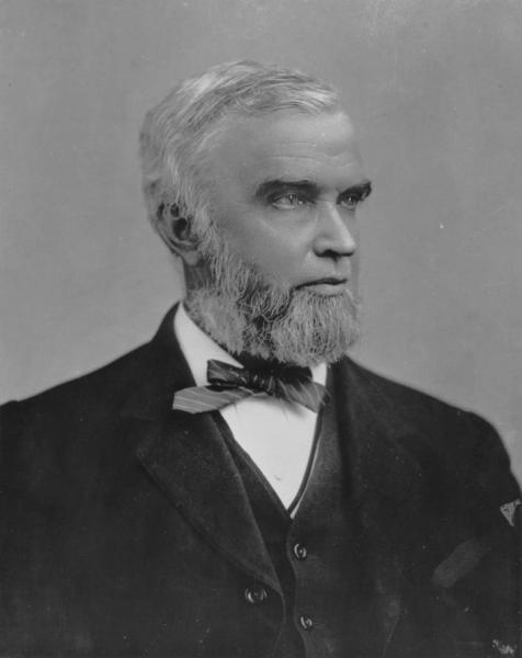 Robert T. Van Horn as a middle-aged man. Image courtesy of the Missouri Valley Special Collections.