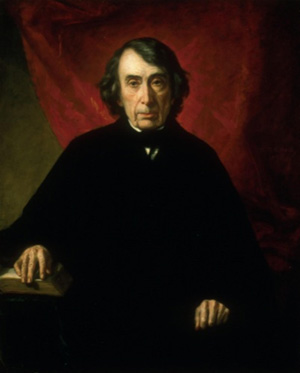 Roger B. Taney, Chief Justice of the United States Supreme Court. Image courtesy of Wikimedia Commons