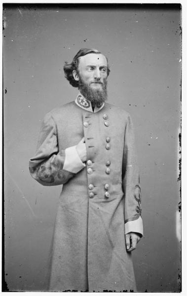 Confederate General John S. Marmaduke served as Governor of Missouri from 1885-1887. Image courtesy of the Library of Congress.
