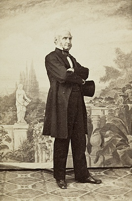 Hamilton R. Gamble. Photograph courtesy of the Harvard University Library.