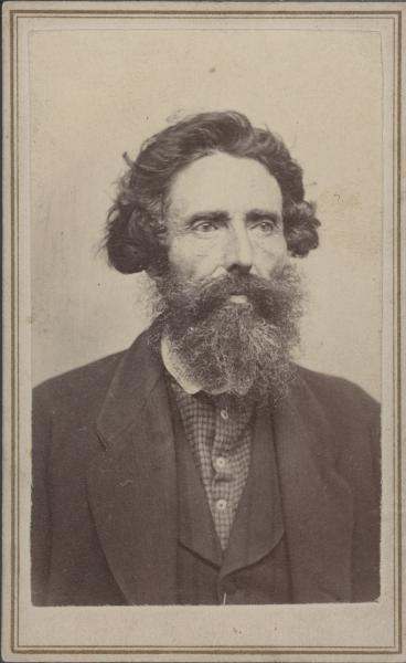 James Montgomery. Photograph courtesy of the Kansas Historical Society.