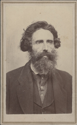 James Montgomery, a Kansas jayhawker. Photograph courtesy of the Kansas Historical Society.
